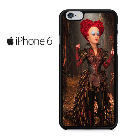 Alice Through The Looking Glass Red Iphone 6 Iphone 6S Case