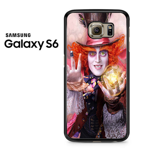 Alice Through The Looking Glass Samsung Galaxy S6 Case