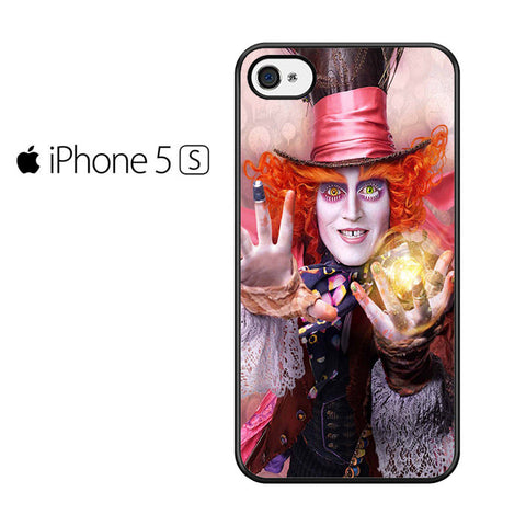 Alice Through The Looking Glass Iphone 5 Iphone 5S Iphone SE Case