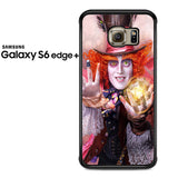 Alice Through The Looking Glass Samsung Galaxy S6 Edge Plus Case