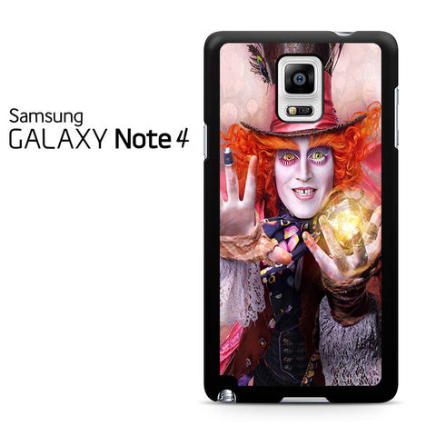 Alice Through The Looking Glass Samsung Galaxy Note 4 Case