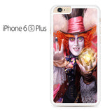 Alice Through The Looking Glass Iphone 6 Plus Iphone 6S Plus Case