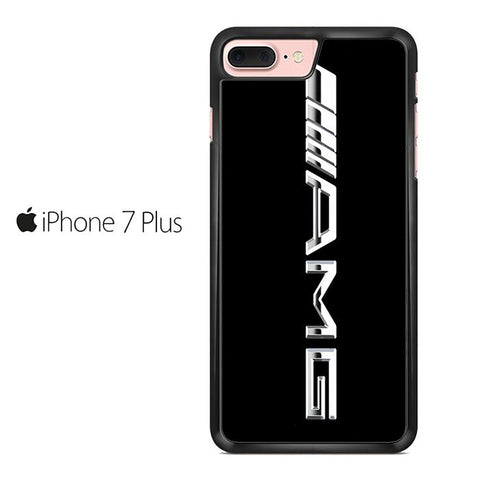 AMG Marcedes Benz Logo Iphone 7 Plus Case