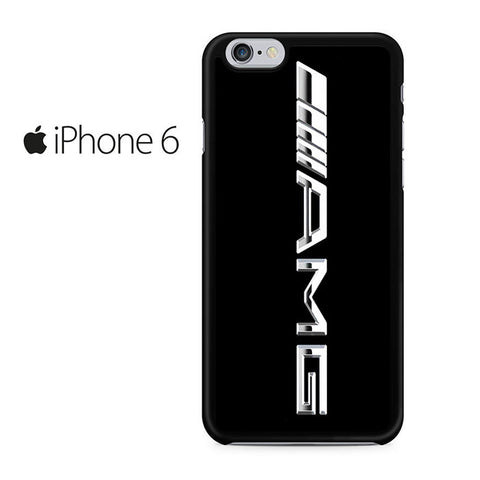AMG Marcedes Benz Logo Iphone 6 Iphone 6S Case