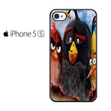 Angry Bird Movie Poster Iphone 5 Iphone 5S Iphone SE Case