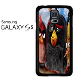 Angry Bird Movie Poster Samsung Galaxy S5 Case