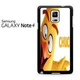 Angry Birds Chuck Samsung Galaxy Note 4 Case