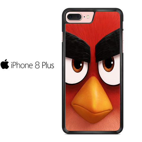 Angry Birds Face Iphone 8 Plus Case