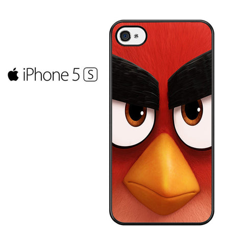 Angry Birds Face Iphone 5 Iphone 5S Iphone SE Case