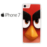 Angry Birds Face Iphone 7 Case