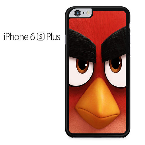 Angry Birds Face Iphone 6 Plus Iphone 6S Plus Case