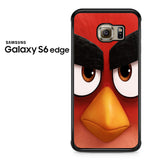 Angry Birds Face Samsung Galaxy S6 Edge Case