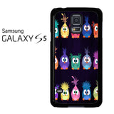 Angry Birds Movie Pattern Samsung Galaxy S5 Case