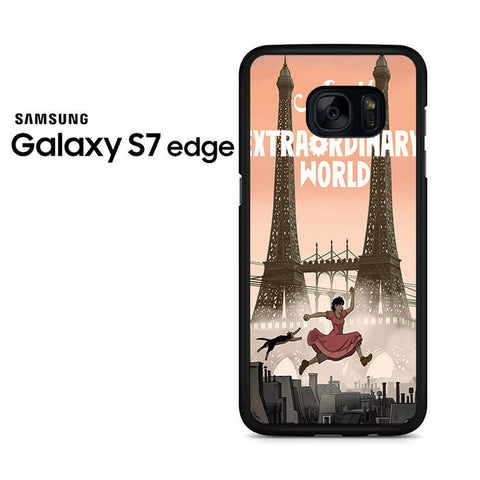 April And The Extraordinary World Samsung Galaxy S7 Edge Case