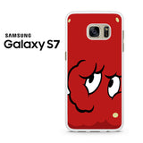 Aqua Teen Hunger Force Face Samsung Galaxy S7 Case