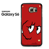 Aqua Teen Hunger Force Face Samsung Galaxy S6 Case