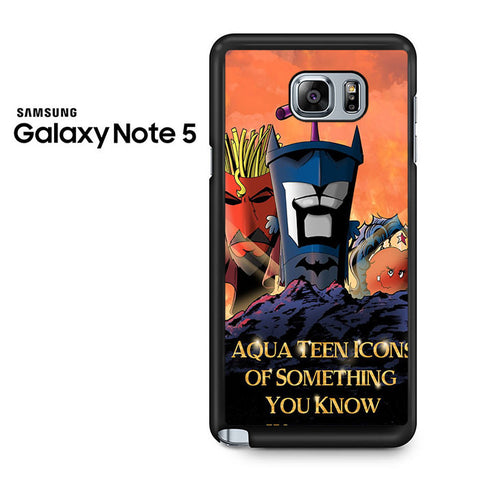 Aqua Teen Hunger Force Quote Samsung Galaxy Note 5 Case