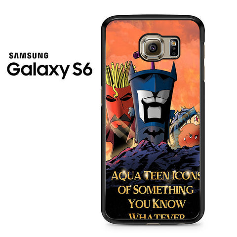 Aqua Teen Hunger Force Quote Samsung Galaxy S6 Case