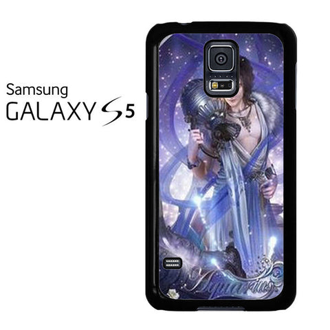 Aquarius Samsung Galaxy S5 Case