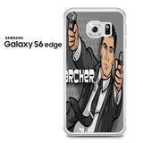 Archer And Pistolls Samsung Galaxy S6 Edge Case