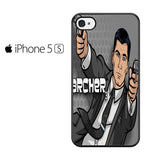 Archer And Pistolls Iphone 5 Iphone 5S Iphone SE Case