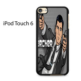 Archer And Pistolls Ipod Touch 6
