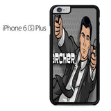 Archer And Pistolls Iphone 6 Plus Iphone 6S Plus Case