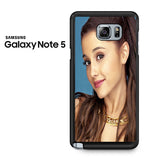 Ariana Grande Samsung Galaxy Note 5 Case