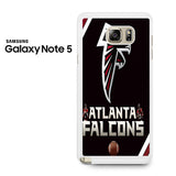 Atlanta Falcons Logo Samsung Galaxy Note 5 Case