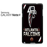 Atlanta Falcons Logo Samsung Galaxy Note 4 Case