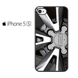 AUDI Wheel Design Iphone 5 Iphone 5S Iphone SE Case