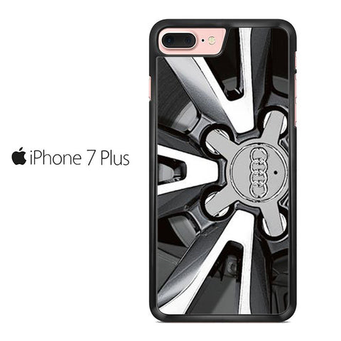 AUDI Wheel Design Iphone 7 Plus Case