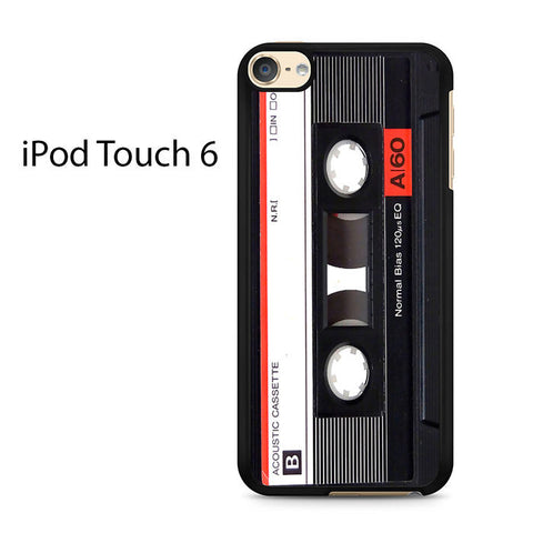 Audio Cassete Tapes Ipod Touch 6