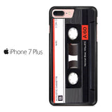 Audio Cassete Tapes Iphone 7 Plus Case