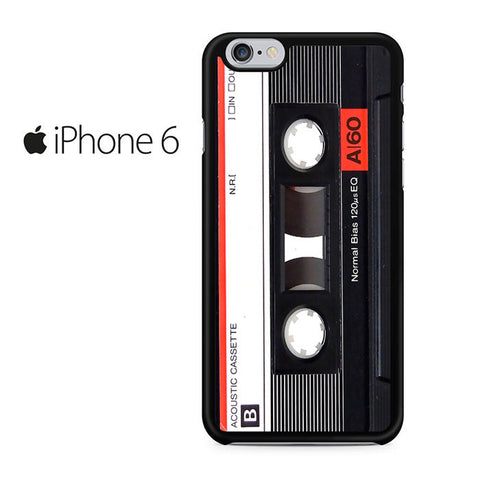 Audio Cassete Tapes Iphone 6 Iphone 6S Case