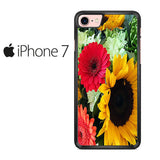 Autumn Wedding Flowers Iphone 7 Case