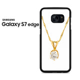 Avianti Jewelry Necklace Samsung Galaxy S7 Edge Case
