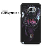 Axiom Verge Samsung Galaxy Note 5 Case
