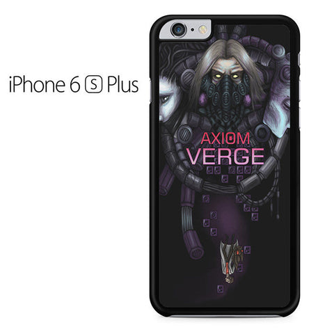 Axiom Verge Iphone 6 Plus Iphone 6S Plus Case