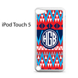 Aztec Monogram Ipod Touch 5