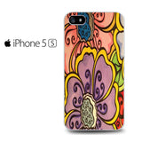 Baeautiful Flowers pattern Iphone 5 Iphone 5S Iphone SE Case