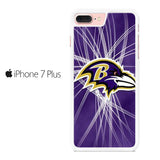 Baltimore Ravens Logo Iphone 7 Plus Case