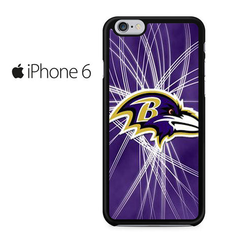 Baltimore Ravens Logo Iphone 6 Iphone 6S Case