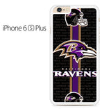 Baltimore Ravens Strip Iphone 6 Plus Iphone 6S Plus Case