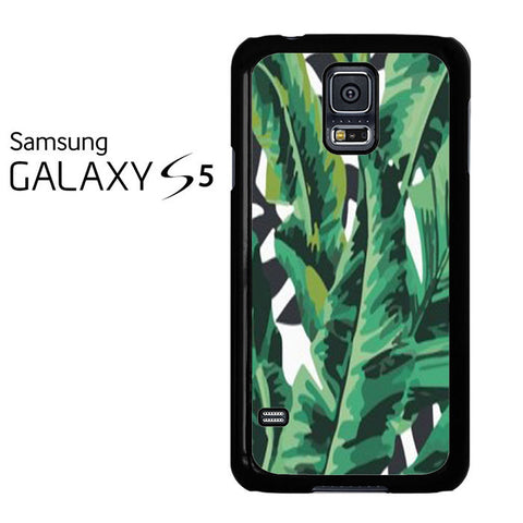 Banana Leaves Samsung Galaxy S5 Case