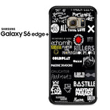 Bands Samsung Galaxy S6 Edge Plus Case