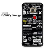 Bands Samsung Galaxy S6 Edge Case