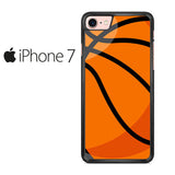 Basketball Ball Iphone 7 Case