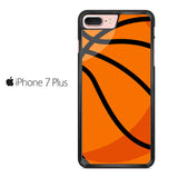 Basketball Ball Iphone 7 Plus Case