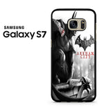 Batman Arkham City 2 Samsung Galaxy S7 Case